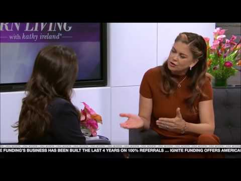 Bloomberg Television: Modern Living with Kathy Ireland - Interview
