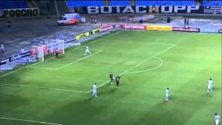 botafogo 1 x 0 maca falha do goleiro rafael srie b 23 9 2015