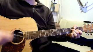 The Beatles №10 - A Hard Day's Night - acoustic guitar cover by onlyfavoritemusic