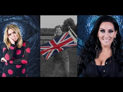 Jack Lucien feat. Patsy Kensit and Michelle Visage - Why Can't We Get Along (NEW SONG 2015)