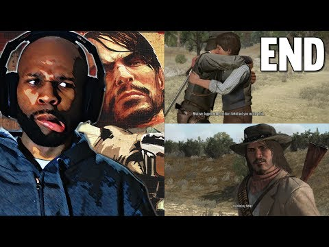 Red Dead Redemption Walkthrough - GAME ENDING - The Last Enemy That Shall Be Destroyed