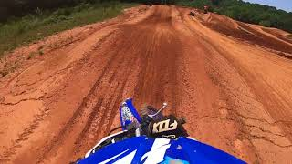 421 mx 125 2 stroke race