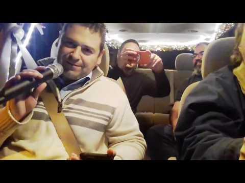 Karaoke Cab Cincinnati 2/19/17
