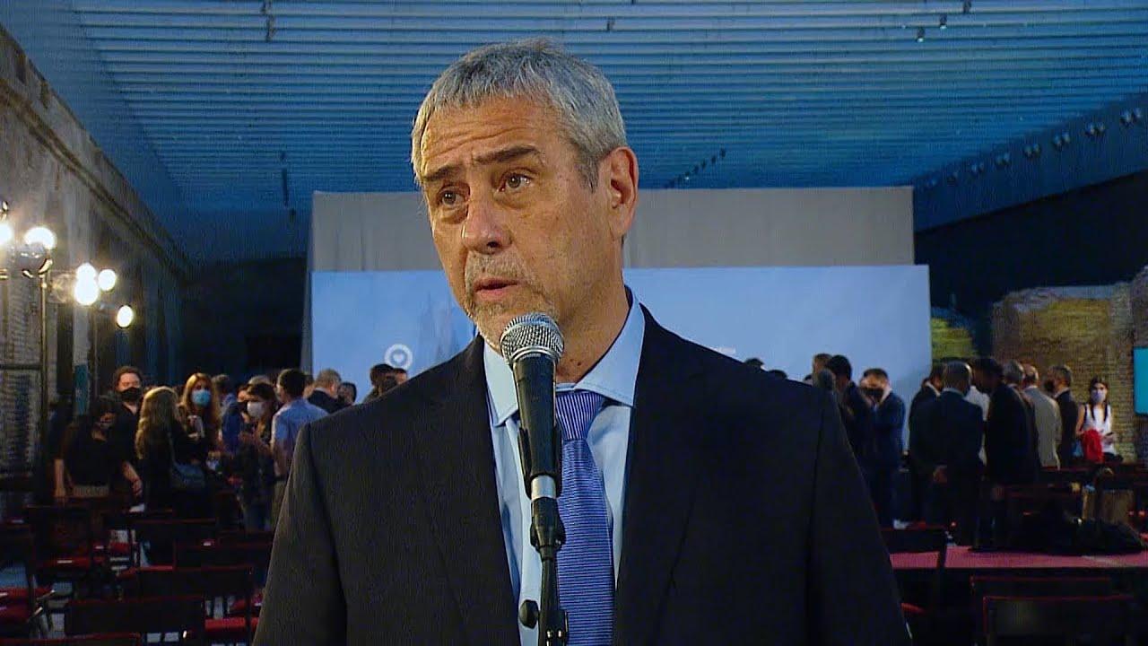 """Ferraresi: """"Vamos a diseñar un plan para generar 110.000 viviendas entre 2021 y 2022"""""""