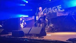 Rage - Justify - Live Club Trezzo Sull'Adda(MI) Metalitalia.com Festival 15/09/18 italy