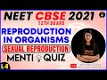 Reproduction In Organisms Class 12 L4 | Sexual Reproduction | NEET 2021 Preparation | NEET Biology
