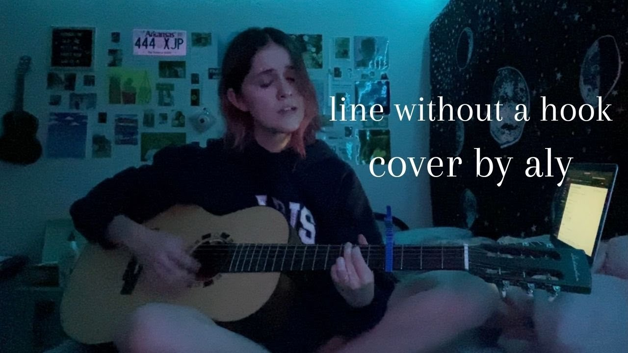 Download line without a hook - ricky montgomery - cover by aly