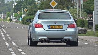 Supercars & Sportcars Accelerating LOUD! M5 V10, RS6, GT-R, Golf 7 R, C63 AMG
