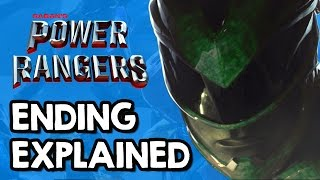 POWER RANGERS | Ending Explained!