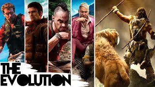 The Evolution of Graphics: Far Cry (2004 - 2016)