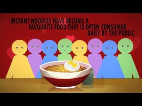 """""""Instant Noodle"""" PSA"""