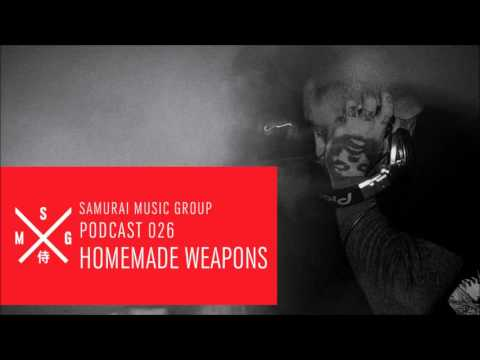 Homemade Weapons - Samurai Music Group Official Podcast 26