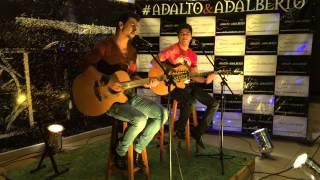 Adalto e Adalberto - Ela Não Vai Mais Chorar (She´s Not Crying Anymore)