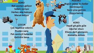 Bak Postacı Geliyor Selam Veriyor - HooTV