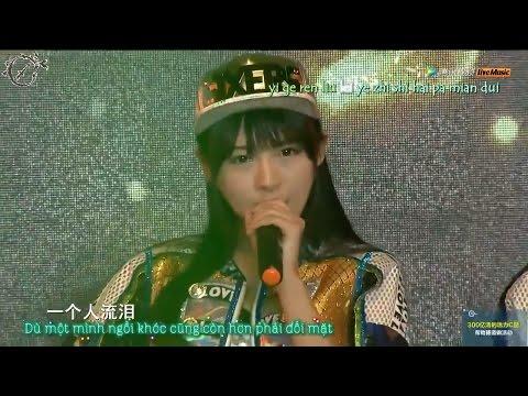 [Vietsub + Kara] SNH48 Team SII - Green Flash 1st perf