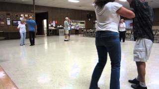 "28 LINDA PROSSER CUES ""SUGAR, SUGAR"" CHA-CHA ROUND DANCE WITH WHIP & TWIRL"