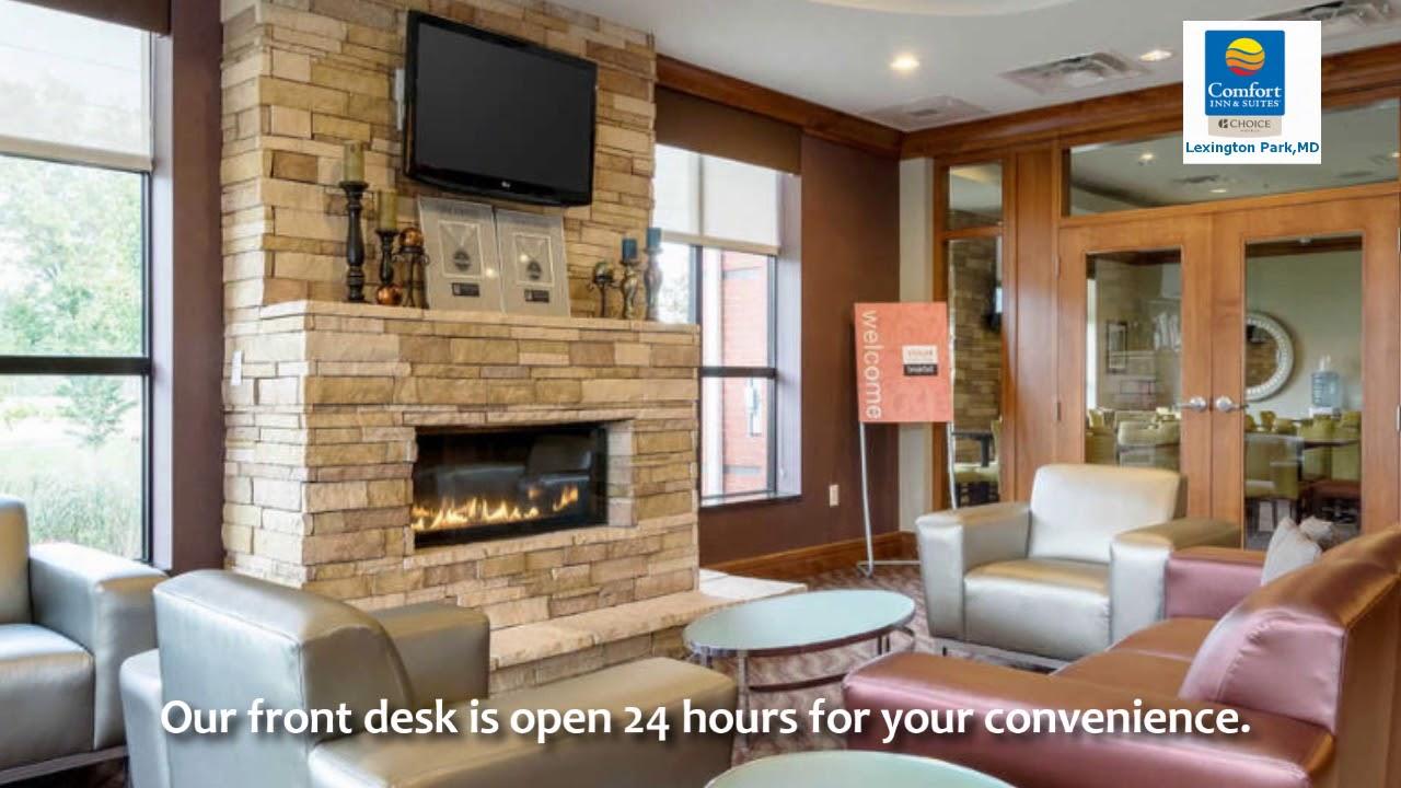 Comfort Inn Suites Lexington Park Maryland Hotels Near Naval Air Station Patuxent River
