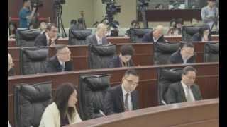 行政長官崔世安回應海一居事件 12月10日前政府公佈立場和方案