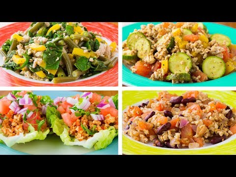 4 Ground Turkey Recipes For Weight Loss | Healthy Recipes