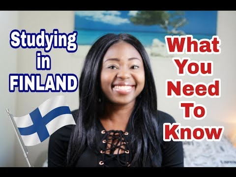 Study In Finland; All You Need To Know; Visa, Jobs, Scholarships, Tuition fee, etc