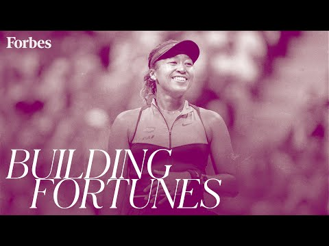 Naomi Osaka Is The Highest-Paid Female Athlete Ever   Forbes