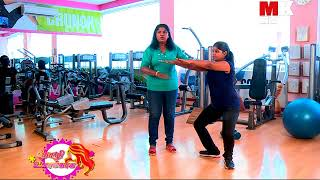 PINK FITNESS FOR LADIES AND WEIGHTLOSS CENTRE AT VALASARAVAKKAM