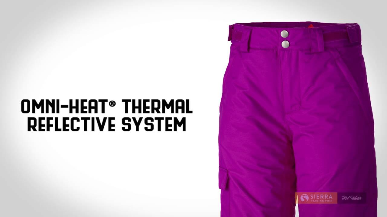 d7075b2c2b1 Columbia Sportswear Bugaboo Omni-Heat® Ski Pants - Waterproof ...