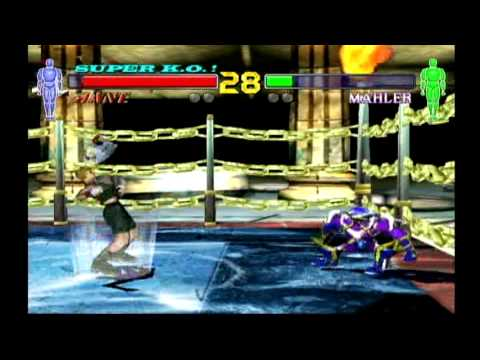 DEATH CRUNCH! – Smashing Through the Cage of Fighting Vipers 2 with