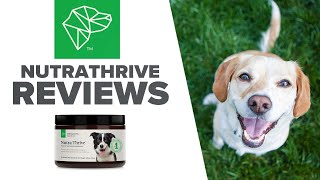 Nutra Thrive Reviews | Ultimate Pet Nutrition