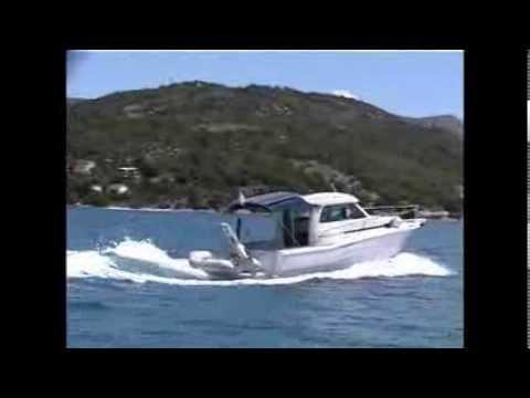 Starfisher 840 - Yanmar 240Hp - Plovila Mlakar