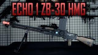 Echo 1 ZB30 WWII Machine Gun - Airsoft GI