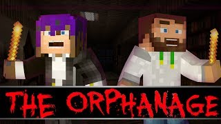 Minecraft: The Orphanage! - SCARIEST HORROR MAP EVER