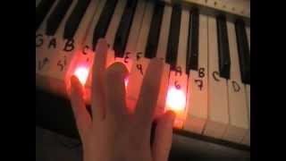Cover images aprender piano para principiantes- rapido y facil