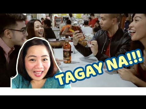 "MIKEY BUSTOS - ""HAVANA"" Parody   Parties in Manila   REACTION VIDEO"