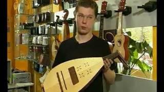 Обзор этнических музыкальных инструментов.