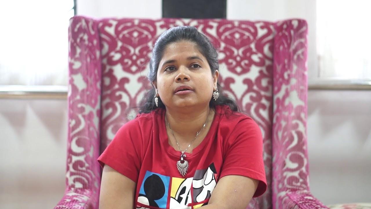 Download SRT student talks about SRT and master Megaharaj
