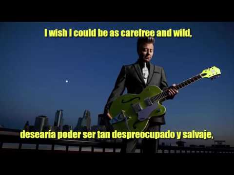 Brian Setzer -  Stray Cat Strut (Re-Recorded) [Spanish - English lyrics]