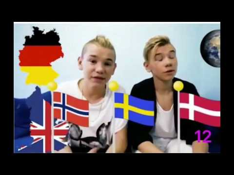 Marcus & Martinus like it like it interview