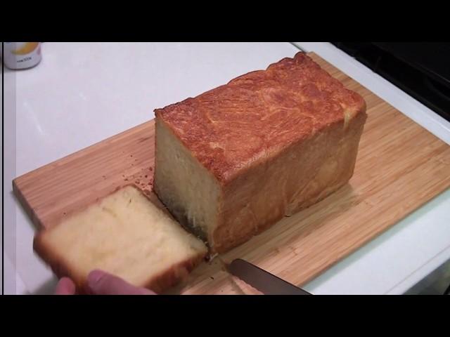 【食パンの王様】自宅で作るデニッシュ食パン(how to make danish)