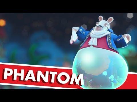 Mario and Rabbids: Phantom Boss Fight