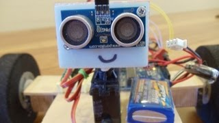 Code for Arduino Obstacle Avoidance Robot