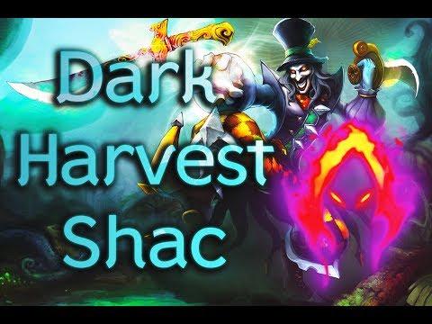 Dark Harvest Shaco - Dark Harvest or Thunderlord? Preseason 8 /Gameplay /Guide