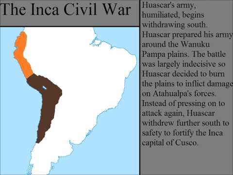 The Inca Civil War