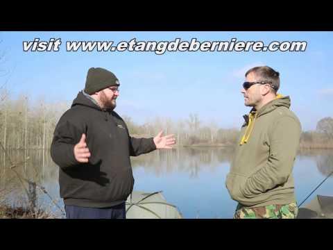 The Etang de Berniere interview with Jon McAllister