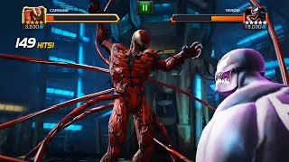 Marvel Contest of Champions: Carnage Vs Venom