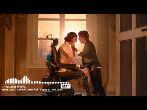 ZERO : Mere Naam Tu Instrumental Ringtone   Nayana Shetty   Zero Movie Ringtone
