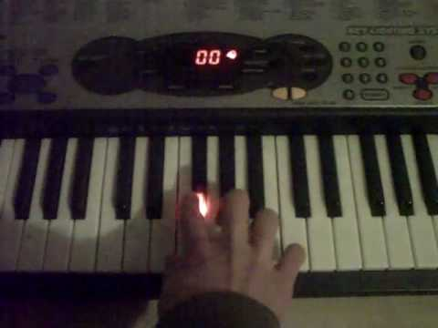 How to play I Write Sins Not Tragedies by Panic! At The Disco on piano