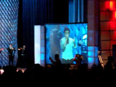 No Me Queda Mas @ Tejano Music Awards by David Archuleta