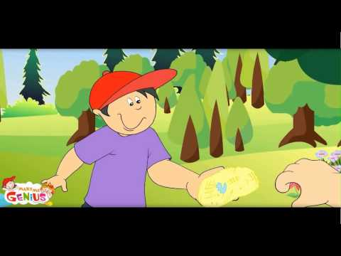 ▶ Respiratory System for Kids Breathing)