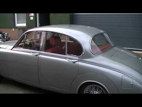 Jaguar MK2 3.4 1963 Overdrive-VIDEO- www.ERclassics.com